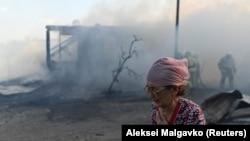 Пожежа в Росії, ілюстративне фото