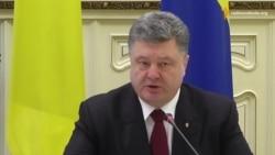 Україна отримає від Швеції 100 мільйонів доларів безвідсоткового кредиту – Порошенко