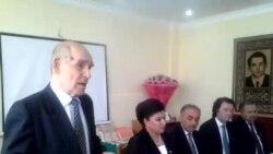 Қаҳҳор Маҳкамов дар бораи марги Муродуллоҳ Шерализода