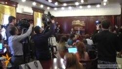 ԱԺ ընդդիմադիր ուժերը Սեֆիլյանի նախաձեռնած բողոքի ակցիաներին չեն մասնակցի