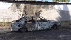 Маевкадагы түнкү өрт