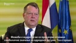 Дирк Јан Коп: Одлуката не ЕУ е разочарување, но не и драма