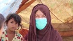 """""""Ne-ar tăia bucăți"""": civilii afgani fug de atacurile talibanilor din Kunduz"""
