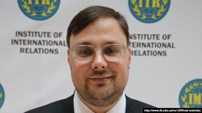 Роман Еделев, ученый секретарь Украинской ассоциации международного права