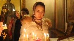 Казан чиркәвендә Раштуа бәйрәме