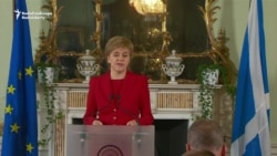 Scotland's Sturgeon Says New Independence Referendum 'Highly Likely'