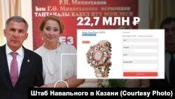 Гөлсинә Миңнеханова сәгате