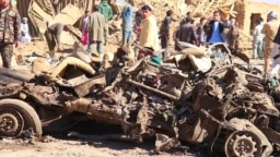Deadly Car Bombing Shakes Afghan Provincial Center