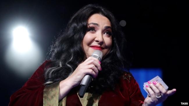 Лоліта, співачка