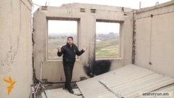 Անկտուր, փլուզվող շենքում ապրողներին հիշել են ոչ թե տանիքի վերանորոգման, այլ հանրաքվեի համար