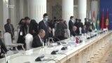 Вазирони минтақа дар Душанбе вазъи Афғонистонро баррасӣ мекунанд