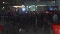 Vetëvendosje feston në Prishtinë