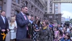 У Київраду прийшли новий мер і нові депутати