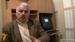 Մակեյան. «ՀԱԿ-ԲՀԿ համագործակցության թեման վտանգավոր է»