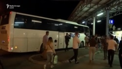 Autobusët drejt Beogradit