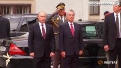 Путін прибув до Відня