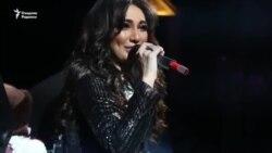 Муниса Ризаева Москвада илк бор концерт берди