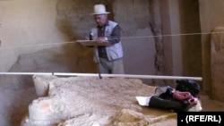 حفریات فرانسه در بامیان
