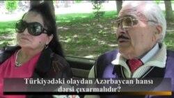 Türkiyədəki olaydan Azərbaycan hansı dərsi çıxarmalıdır?