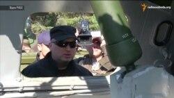 Є тенденція до затихання конфлікту на Донбасі – Турчинов на навчаннях Нацгвардії