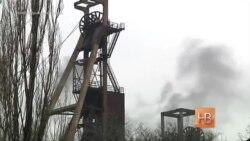 На шахте им. Засядько в Донецке произошел взрыв метана