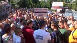 Жителі Донецька вимагають від ОБСЄ «правдивого висвітлення»