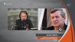 Эксклюзивное интервью Ахтема Чийгоза после освобождения (видео)