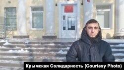 Активист Ирфан Бекиров
