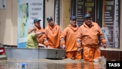 Потоп в Керчи, 17 июня 2021 года
