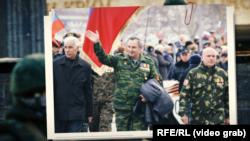 Олег Росляков був начальником штабу незаконного збройного формування «самооборона Севастополя»