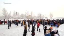Выдвижение А.Навального в Иркутске