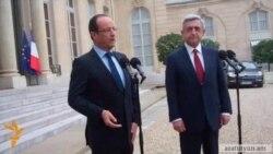Օլանդ. Ֆրանսիան ամեն ինչ կանի, որ բանակցությունները ավարտին մոտենան
