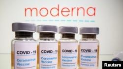 د کرونا ویروس د مودرنا شرکت واکسین