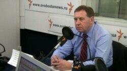 Андрей Илларионов в студии Радио свобода