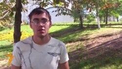 Уцякач са Славянску: Нас пасялілі ў аграгарадку