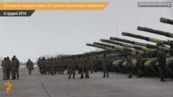 Бійцям АТО передали майже 100 танків, БТРів та САУ