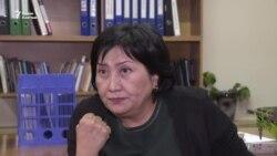 Жакупова: президент авиакырсыкта эл менен болгон жок