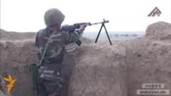 Ադրբեջանական կողմը շարունակել է կրակել հայ-ադրբեջանական սահմանների ուղղությամբ