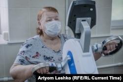 Zinaida, a 76-year-old patient