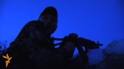 Two Nights Under Fire In Eastern Ukraine