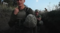 Уже місяць не стріляють біля Горлівки, тільки укріплюються перед зимою – командир морпіхів (відео)