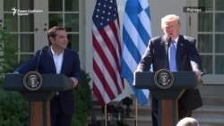 "Ципрас за неговата изјава дека ""Трамп е зло"""