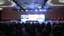 مراسم افتتاحیه مذاکرات بین افغانها در قطر