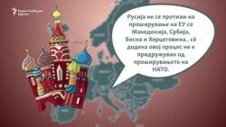 Кремљ меѓу Македонија и ЕУ?