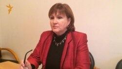 Руководитель общественной организации «Союз «Женщины Дона» Валентина Череватенко