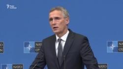 Столтенберґ: я очікую, що країни-союзниці надішлють Росії дуже чіткий сигнал – відео