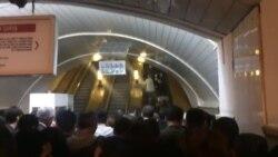 Azerbaycanda analogu olmayan eskalator