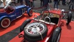 Всеукраїнський фестиваль ретро-автомобілів розпочався у Запоріжжі (відео)