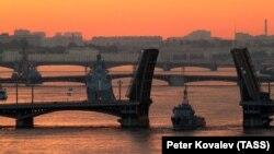 Петербург. Иллюстративное фото