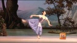 Сияние российской звезды на небосклоне американского балета